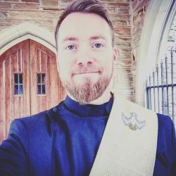 Joseph McBrayer bio photo 2017 (instagram deacon)