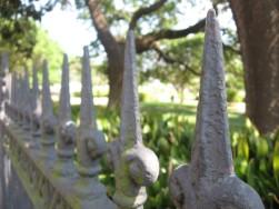 jackson park fence