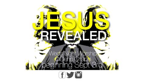 jesus revealed 16x9 image