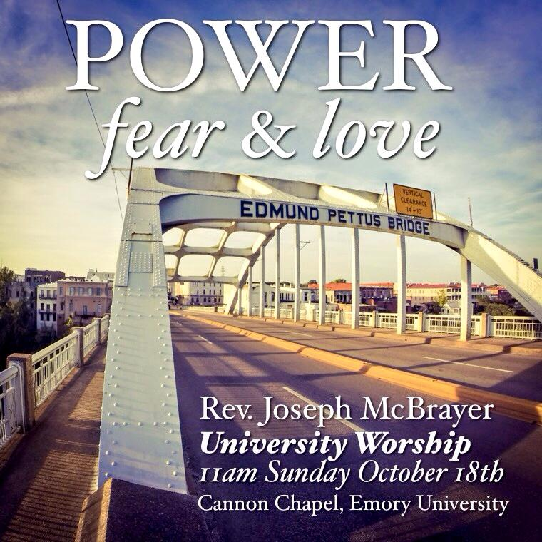 Power, Fear, & Love