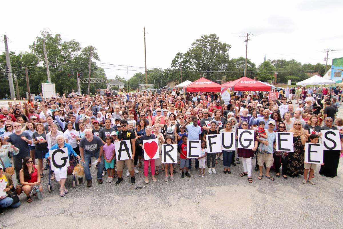 World Refugee DayHomily